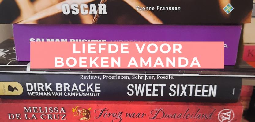 Liefde voor boeken Amanda